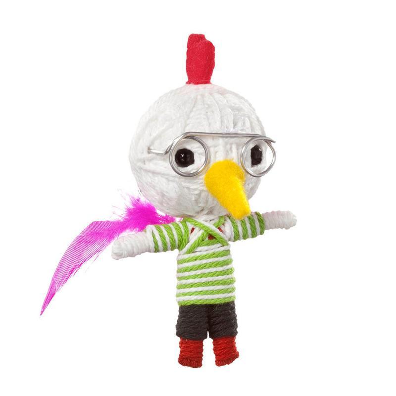 Voomates Mr. Rooster Voodoopuppe