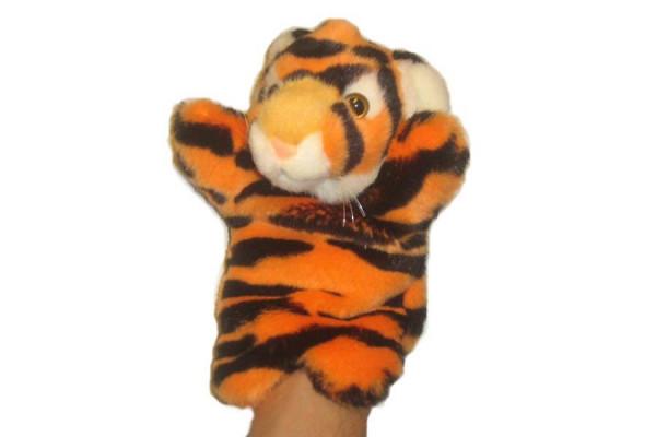 Handpuppe – Süße Handspielpuppe Tiger