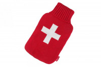 Wärmflaschen Bezug Schweizer Kreuz