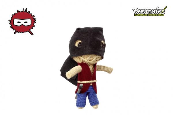 Voodoo Puppe Bandit Räuber Voomates Doll