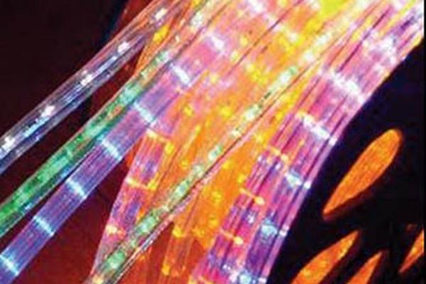 Lichtschlauch 20 Meter in 5 Farben wählbar