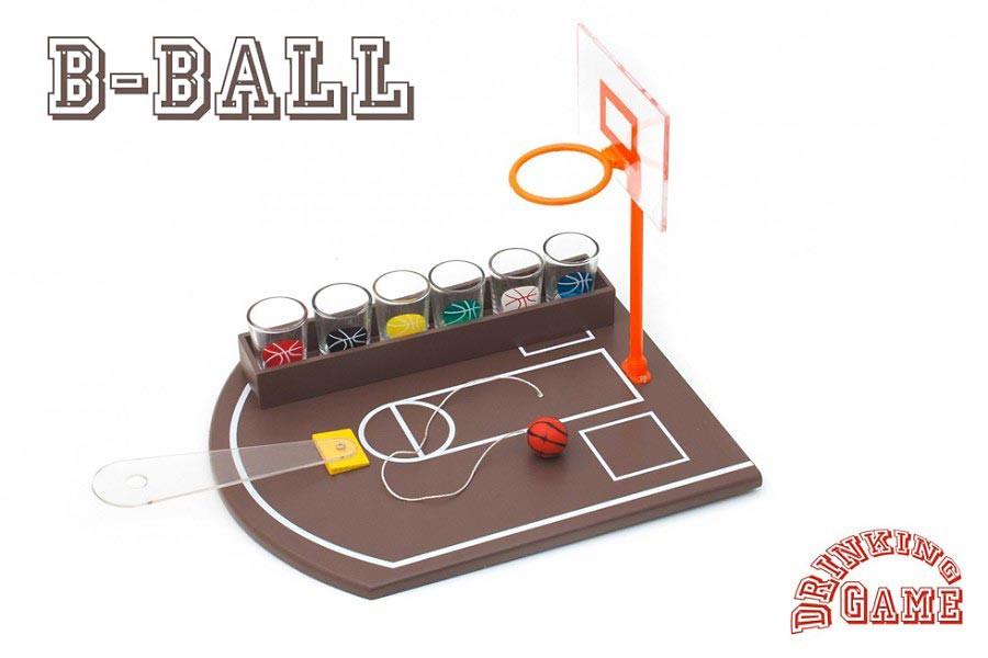 Trinkspiel Basketball Partyspiel