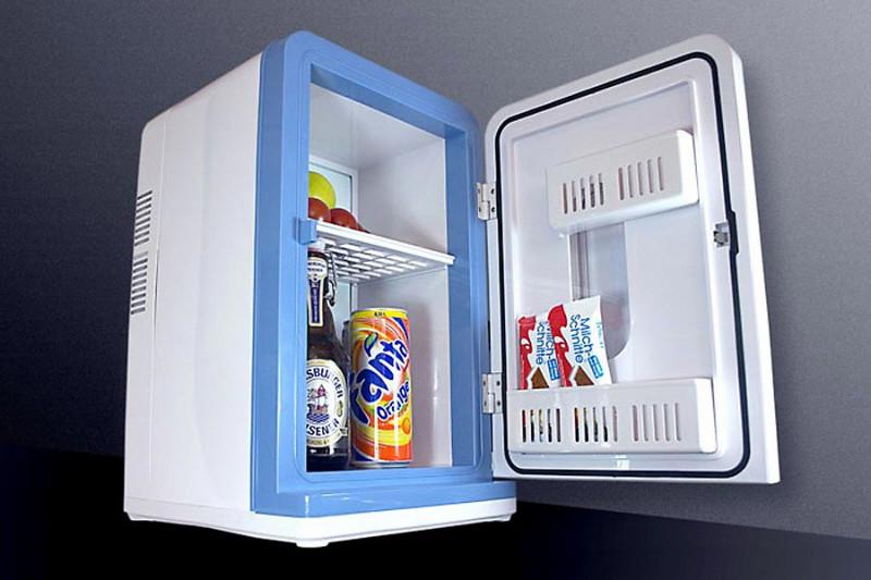 Kleiner Kühlschrank Auto : Mini kühlschrank kühlbox für auto camping geheimshop