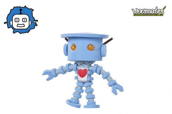 Voodoo Puppe Robo-o-Heart Roboter Voomates Doll