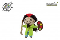 Voodoo Puppe Salvador Maler Voomates Doll