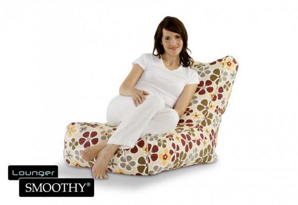 Smoothy Sitzsack Lounge Chair von Smoothy Flower