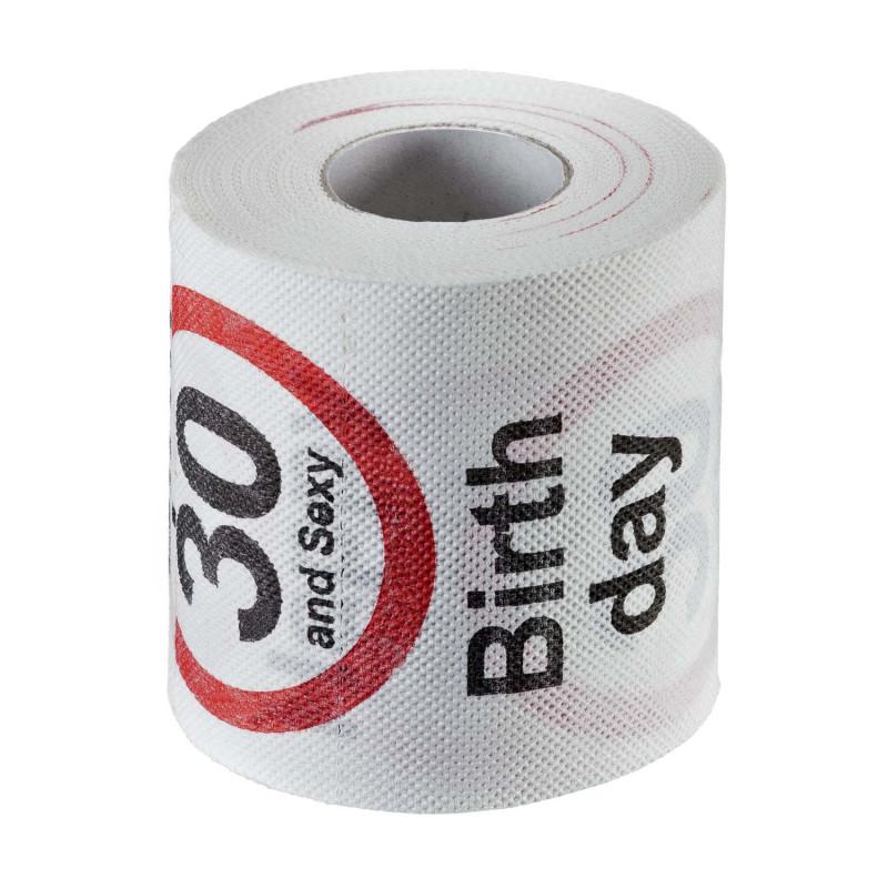 30ster Geburtstag Toilettenpapier