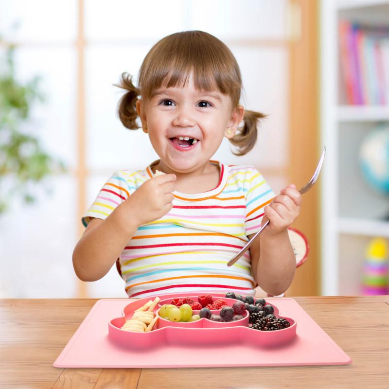 Baby Platzset Tischset Essmatte