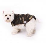 Hundejacke Camouflage - schicker Hundemantel  - Geheimshop.de