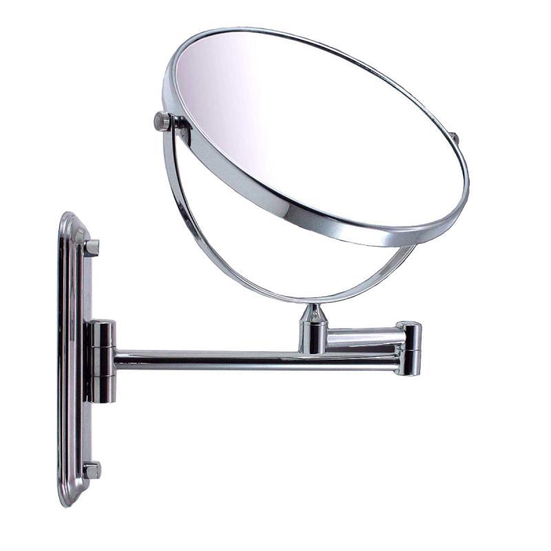 Wandspiegel kosmetikspiegel mit Wandhalterung und Vergrößerung