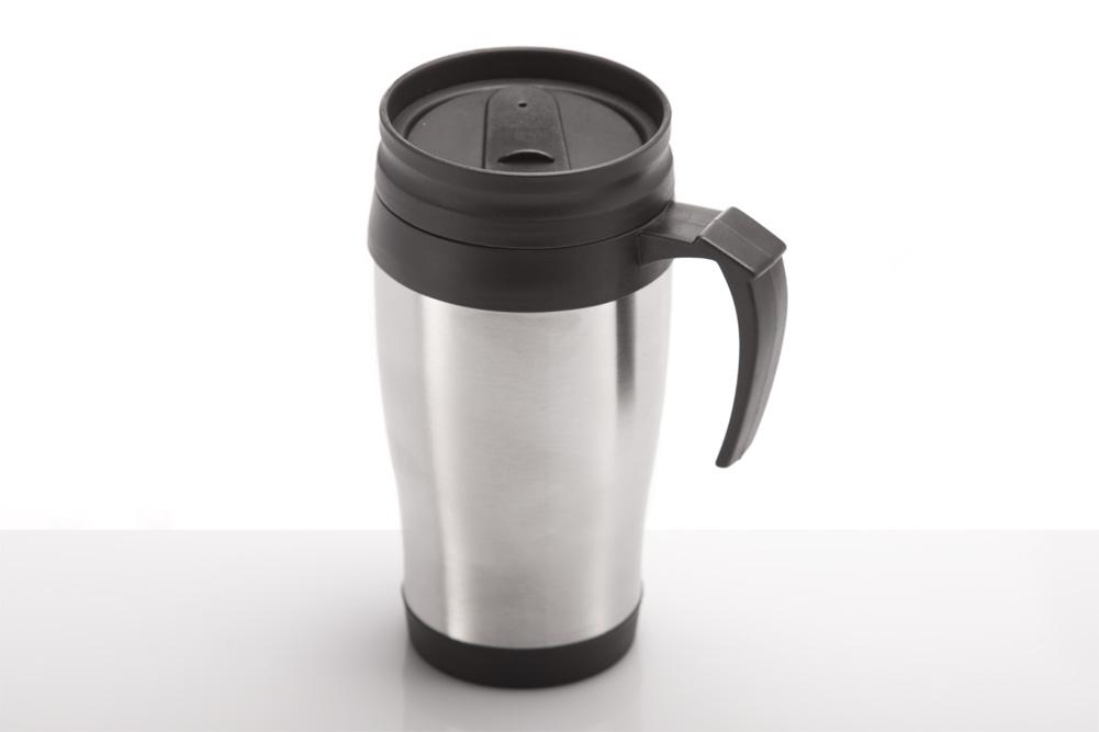Thermobecher - Kaffeebecher aus Edelstahl - Geheimshop.de