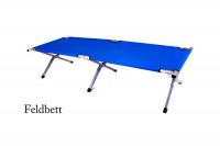 Feldbett: Alu Campingbett Army Qualität » Shop » günstig kaufen