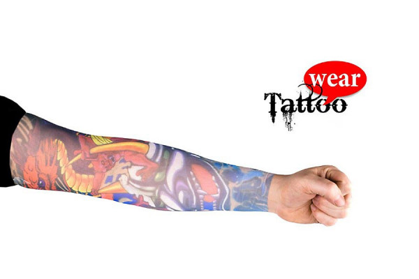 Tattoo Ärmel Tattoo Skin Sleeves28 Dragon Monster