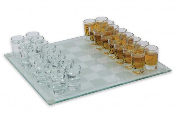 Saufspiel - Trinkspiel Schach für Erwachsene - Geheimshop.de