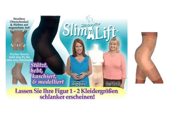 Miederhose: Figurformender Miederbody Slim n Lift