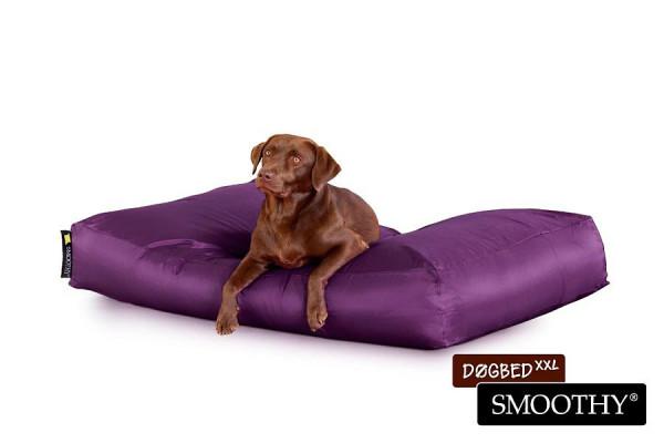 Smoothy Hundebett - Hundekissen Classic XXL - Violett