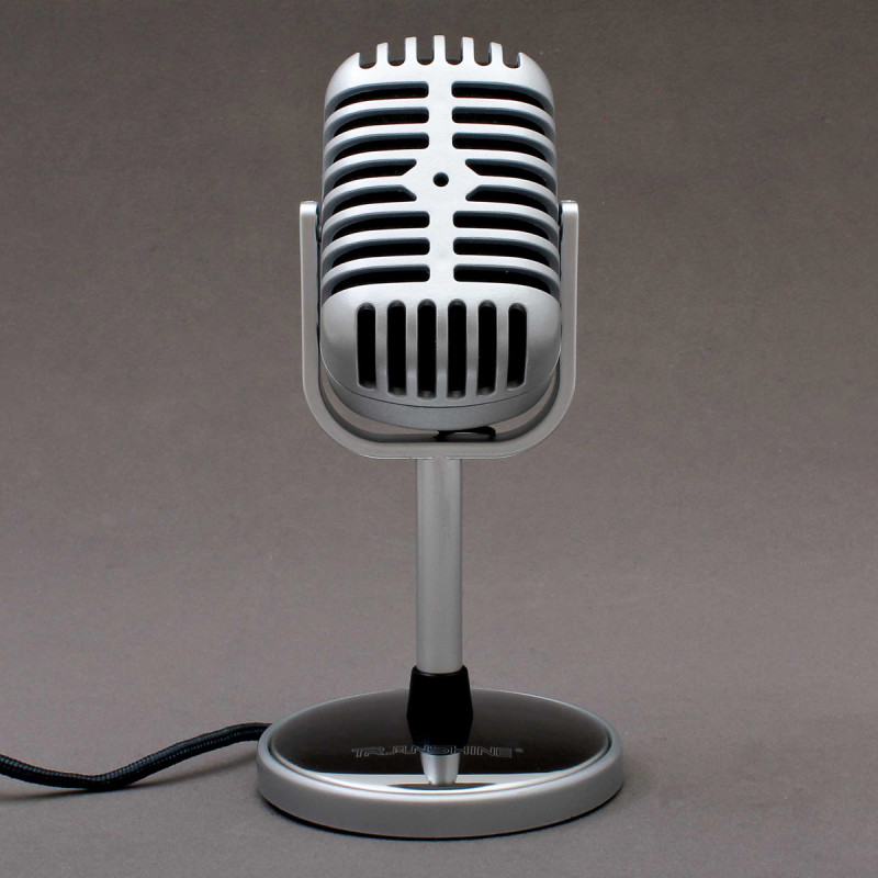 Retro Mikrofon Nostalgie Microphone