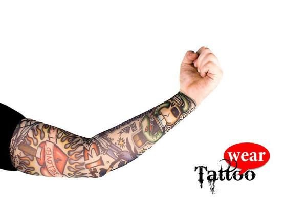 Tattoo Ärmel Tattoo Skin Sleeves09 Rocker