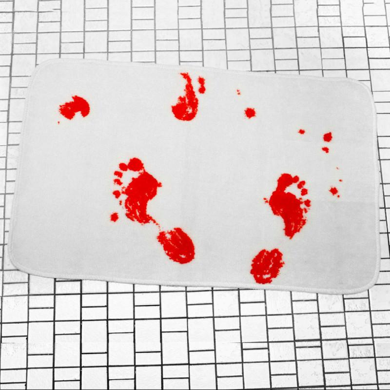 Blut Badematte