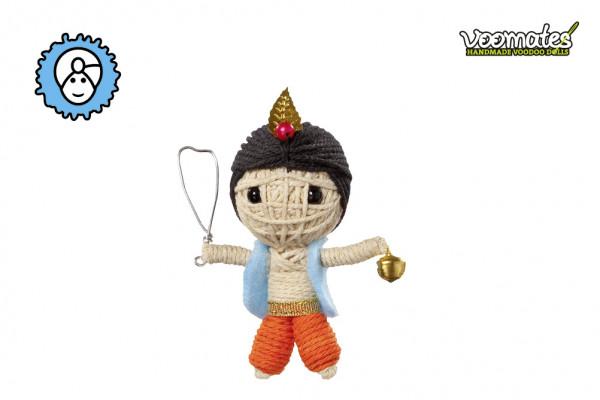 Voodoo Puppe Aladdin 1001 Nacht Voomates Doll