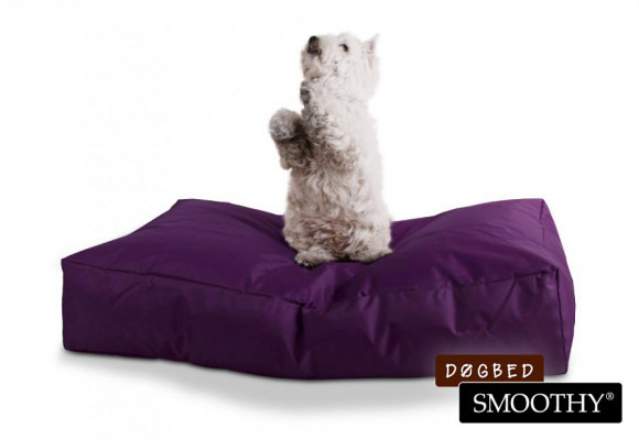Smoothy Dogbed Classic Hundekorb in Violett