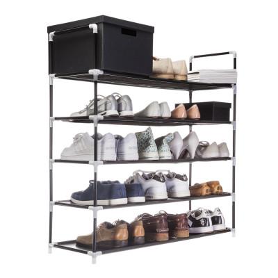 Schuhregal XXL - Schuhständer Schuhschrank für 25 Paar Schuhe
