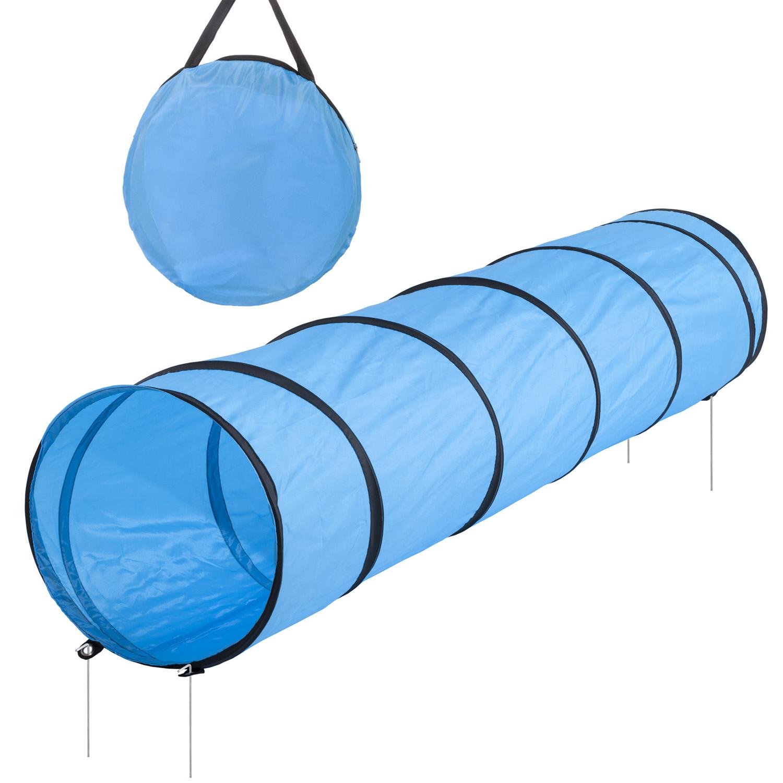 hundetunnel agility tunnel f r hunde 200cm l nge. Black Bedroom Furniture Sets. Home Design Ideas