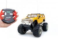 Mini RC Hummer - Ferngesteuerter Monstertruck Jeep 1:43