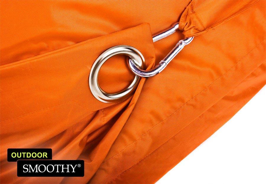 smoothy sitzsack outdoor supreme in funky orange. Black Bedroom Furniture Sets. Home Design Ideas