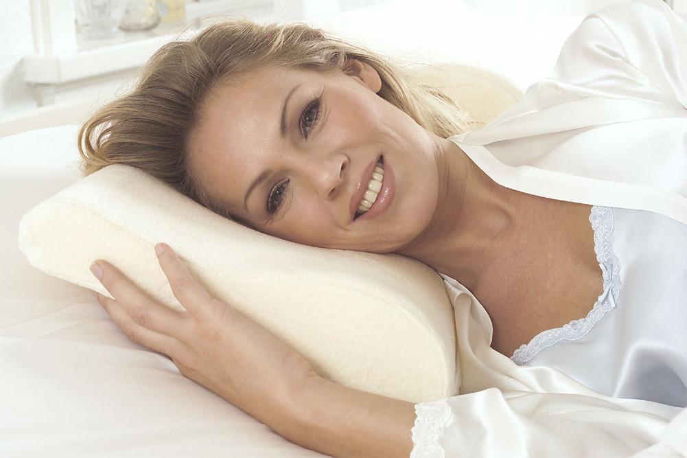 visco kissen memory schaum kopfkissen f r gesunden schlaf. Black Bedroom Furniture Sets. Home Design Ideas