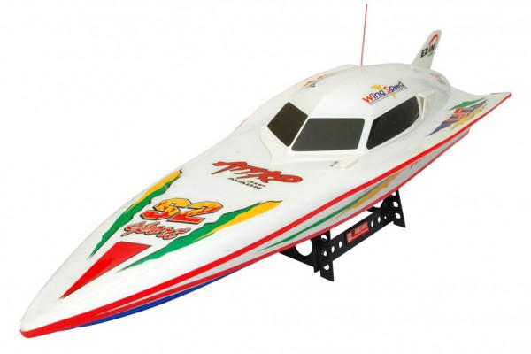 Ferngesteuertes Boot: RC Rennboot mit bis zu 50 km/h