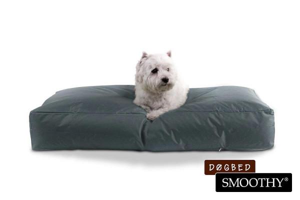 Hundebett von Smoothy Classic Hundekissen in dunkelgrau
