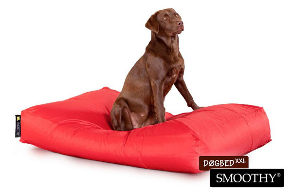 Smoothy Hundebett Dogbed Classic XXL in Rot
