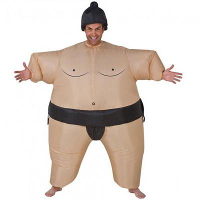 Sumo Ringer Kostüm - Sumoringer Kostüm Verkleidung