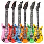 Luftgitarre - Aufblasbare Air Guitar für wahre Rocker-Geheimshop.de