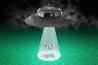 UFO Lampe Alien Nachttischlampe » Online Shop » 24h Versand!