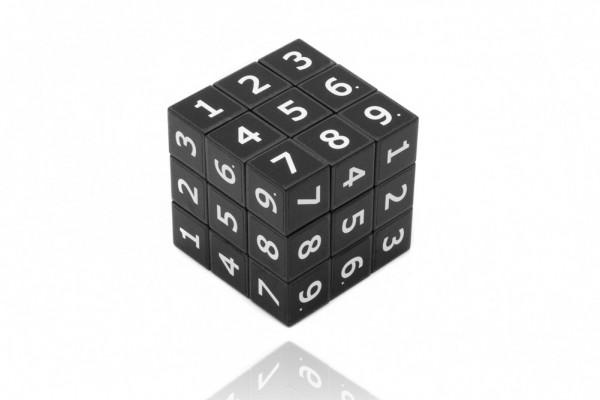 Zauberwürfel - Magischer Würfel mit Sudoku - Geheimshop.de
