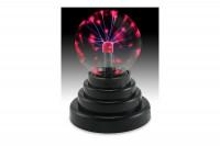 USB Plasmalampe - Plasmakugel mit Lichtblitzen - Geheimshop.de