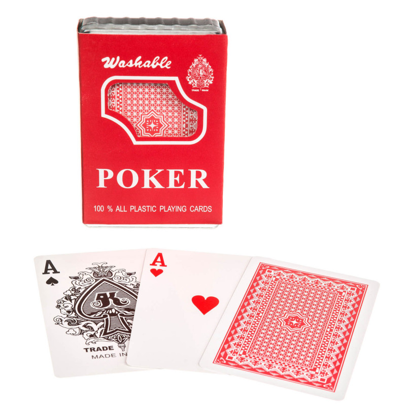 Pokerkarten Set