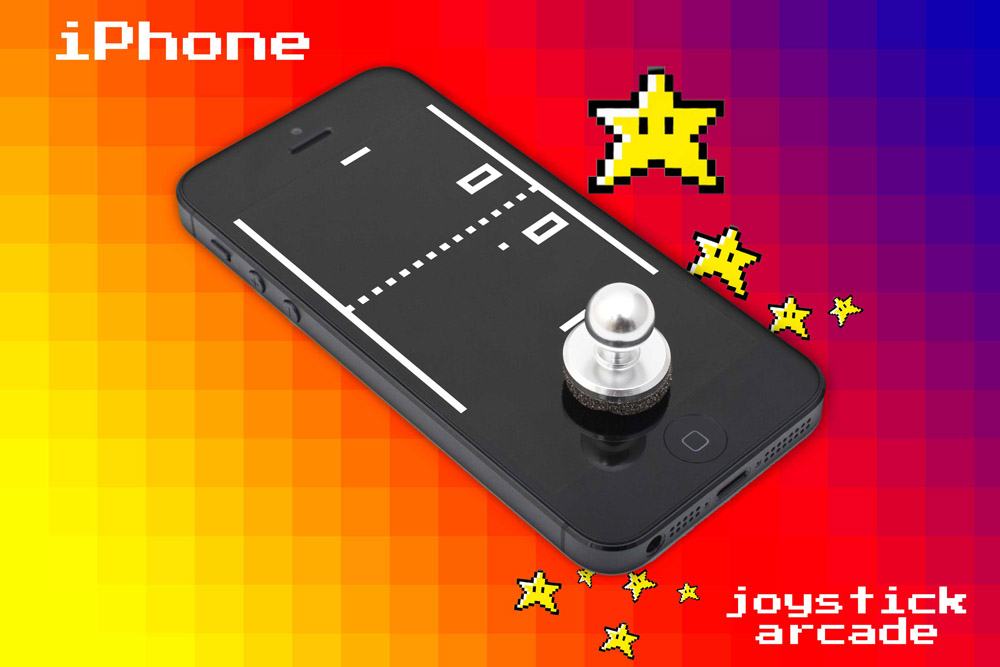 joystick f r iphone smartphone g nstig kaufen. Black Bedroom Furniture Sets. Home Design Ideas