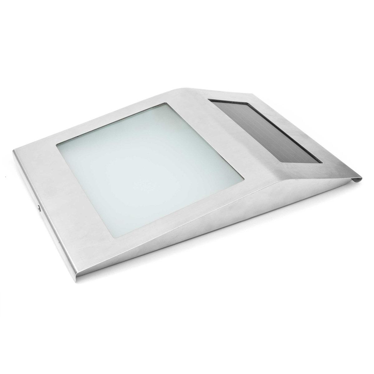 solar hausnummer mit led beleuchtung. Black Bedroom Furniture Sets. Home Design Ideas