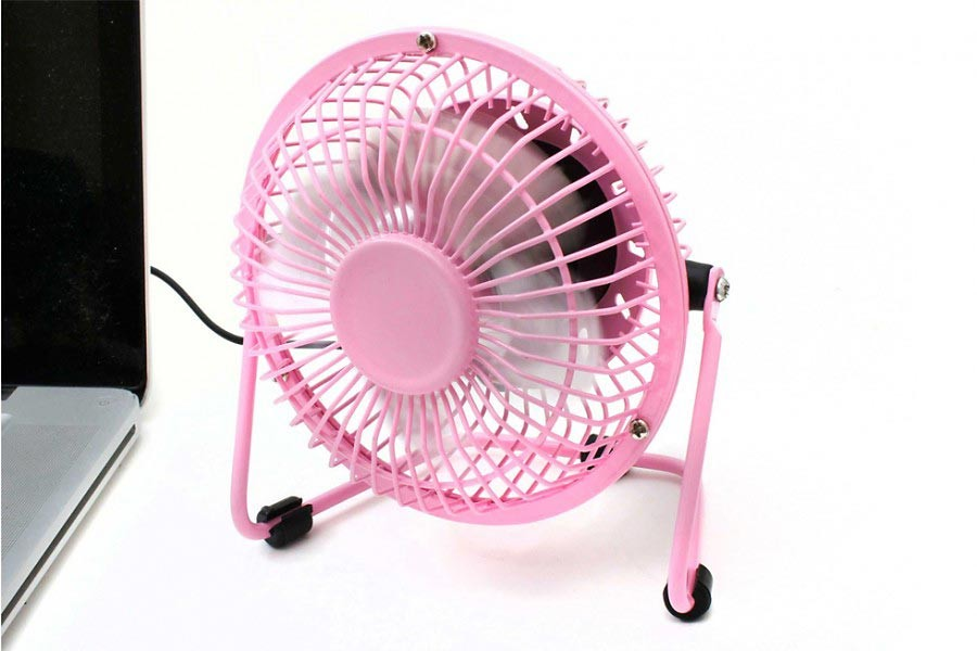 usb ventilator pink rosa shop 24h versand g nstig kaufen. Black Bedroom Furniture Sets. Home Design Ideas