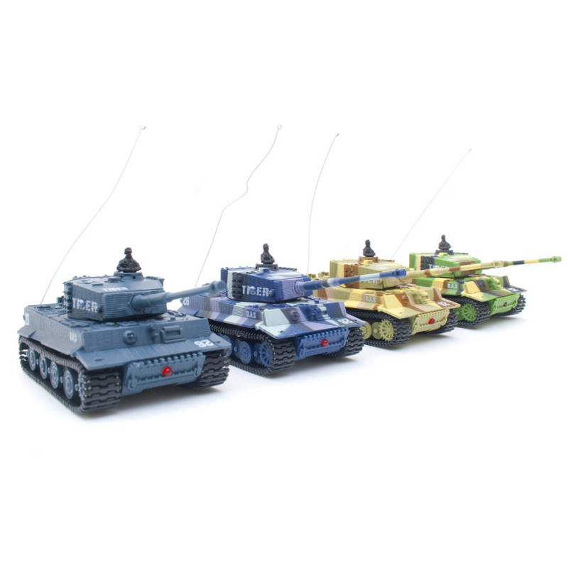 Ferngesteuerter Mini Panzer