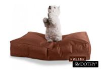 Smoothy Hundebett - Design Hundekissen - Braun