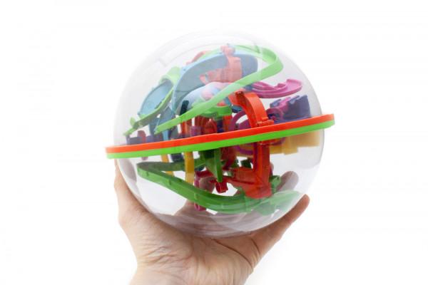 3D Kugellabyrinth Geschicklichkeitsspiel günstig im