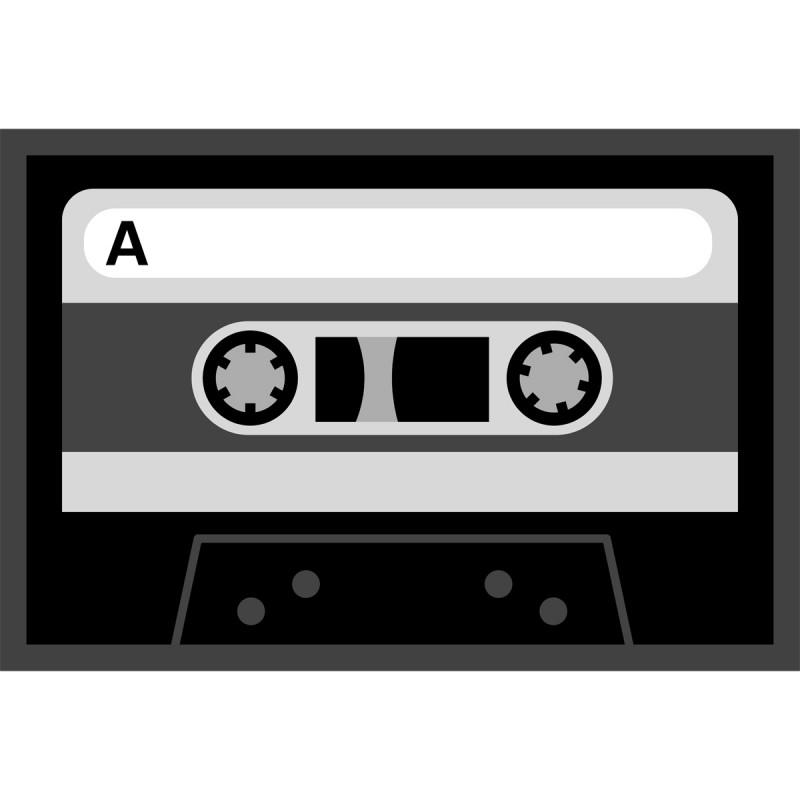 Tape Fussmatte Kassette Türmatte