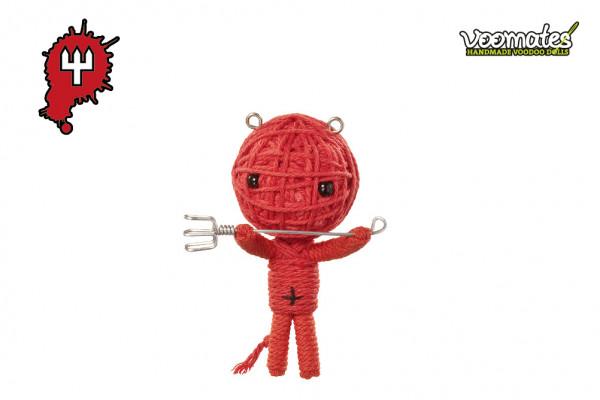 Voodoo Puppe Devil Boy Teufelchen Voomates Doll