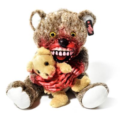Zombie Teddy - Die Evolution des Teddybär als Undeadteds Kannibale