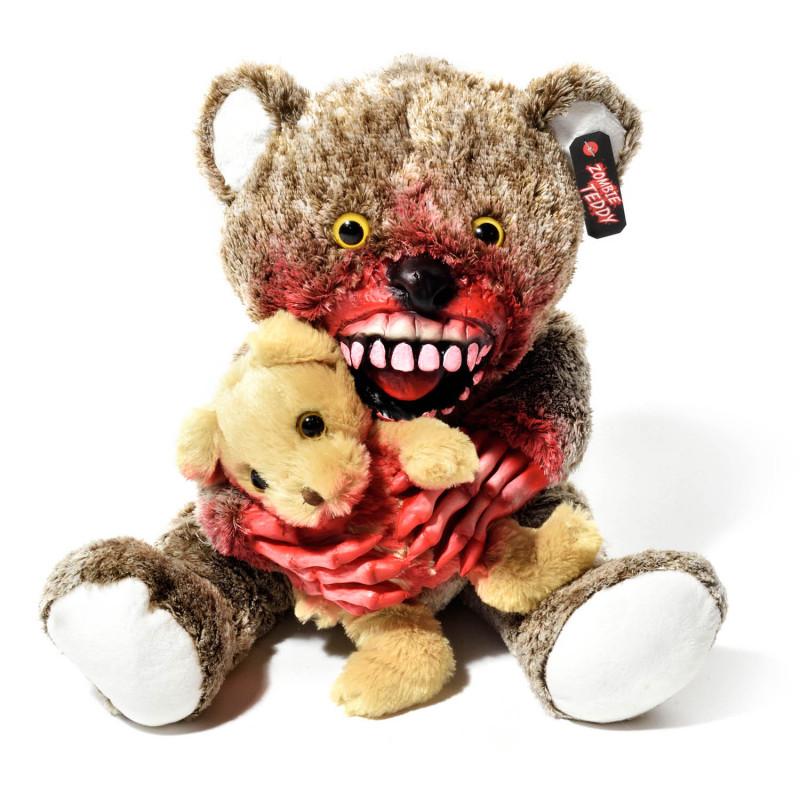 Zombie Teddy Kannibale