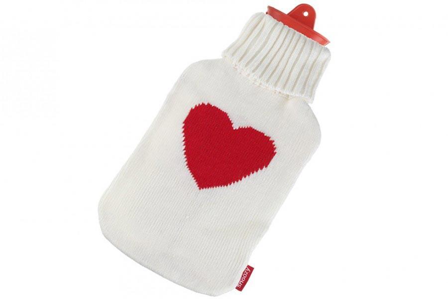 Wärmflasche mit Herz 2L günstig kaufen » 24h Versand!